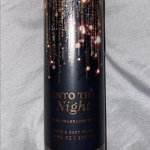 New Into The Night Bath and Body Works Fragrance